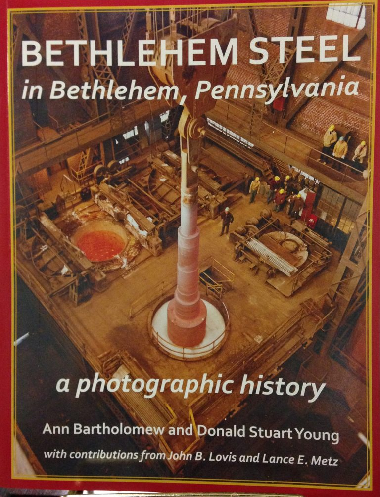 Bethlehem Steel in Bethlehem Pennsylvania