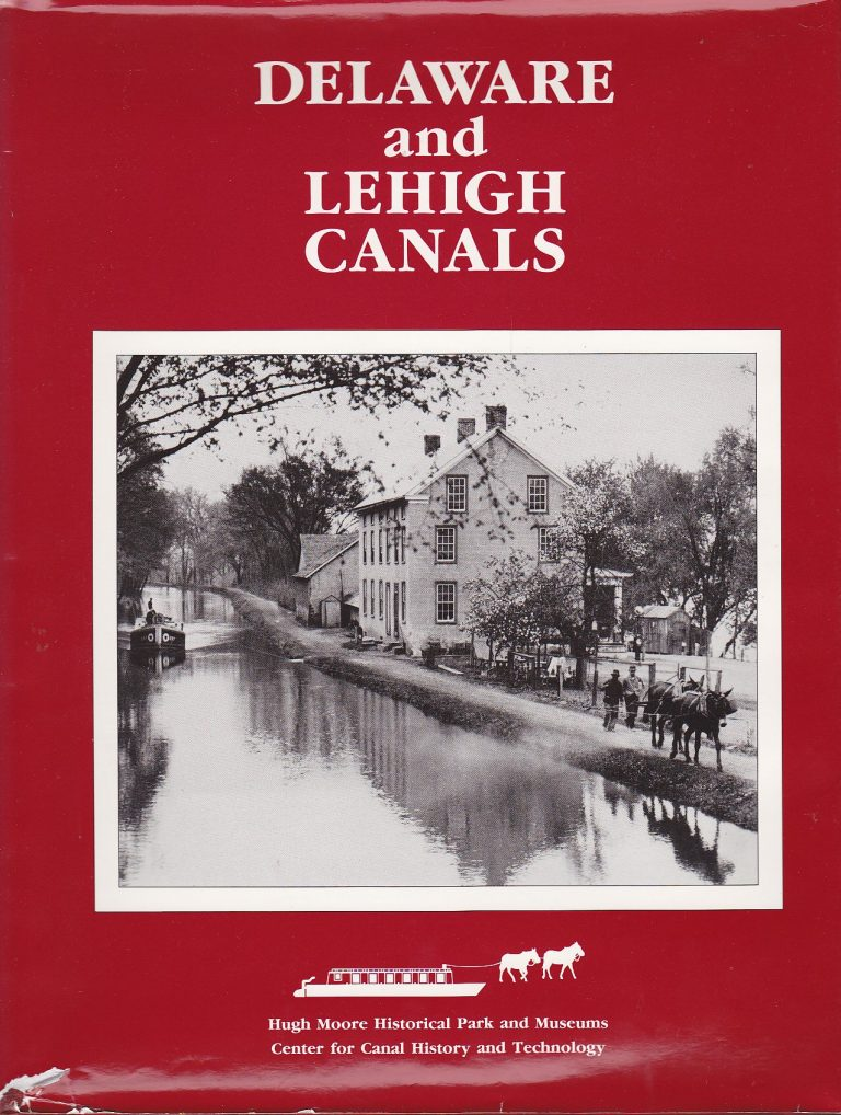 Delaware and Lehigh Canals