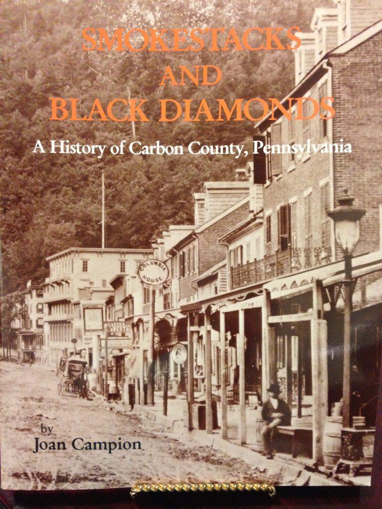 Smokestacks and Black Diamonds